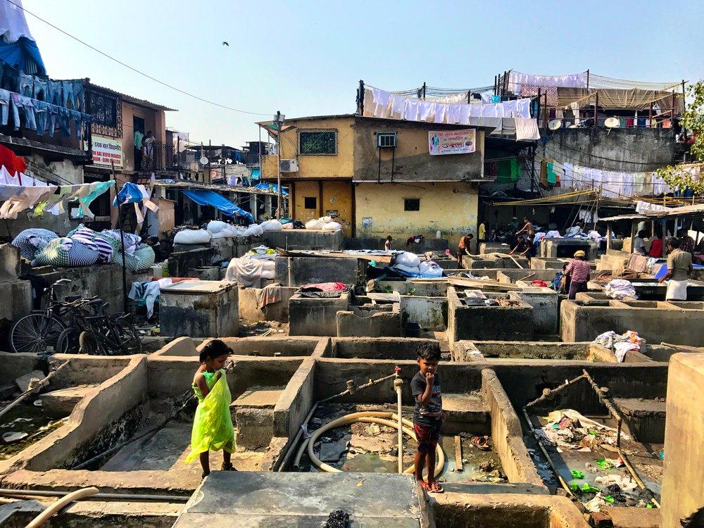 Dhobi Ghaut, Mumbai, India