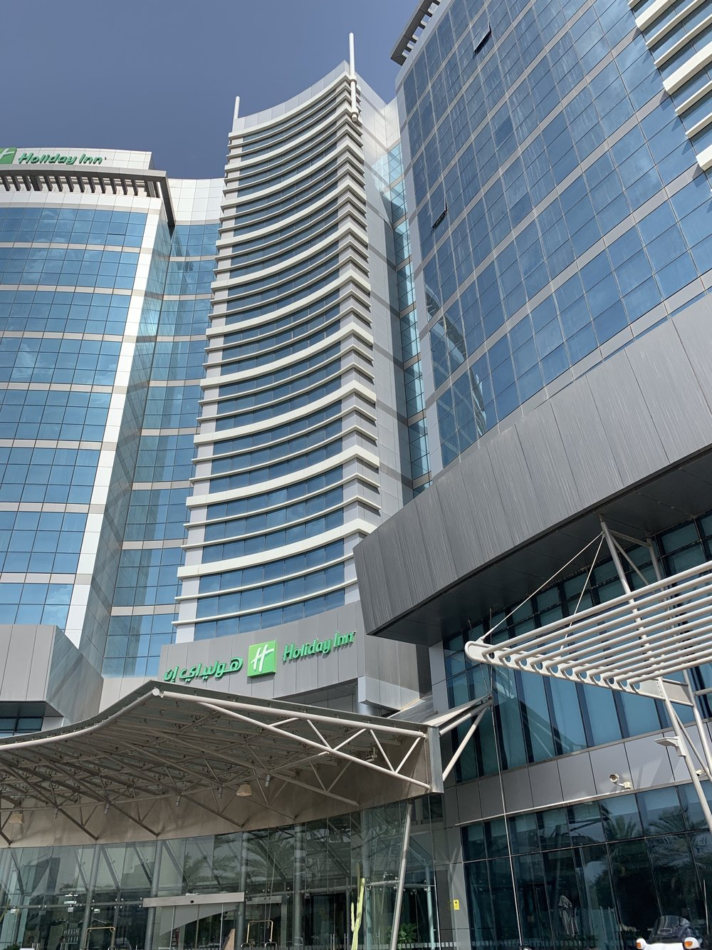 The Holiday Inn Abu Dhabi