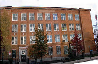 A New York City district school