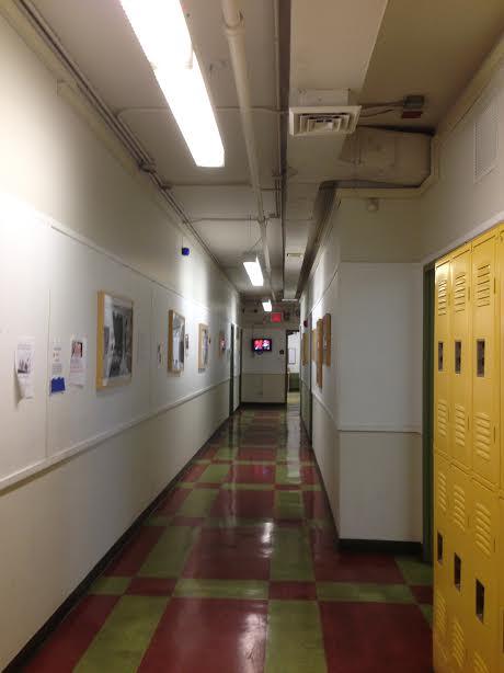 Corridor Before