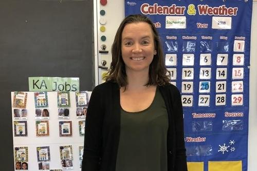 OLIVIA RHOADS   Kindergarten Teacher   orhoads@icsnyc.org
