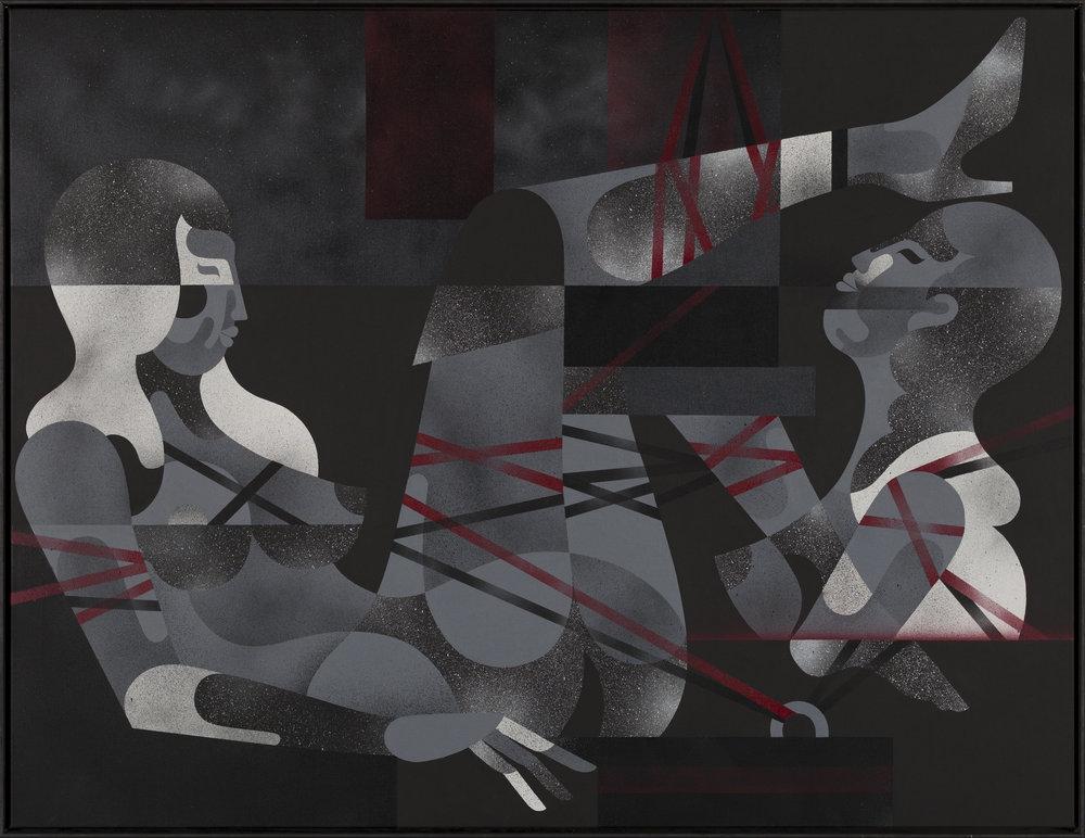 Verwandeln, Scarlet by James Reka