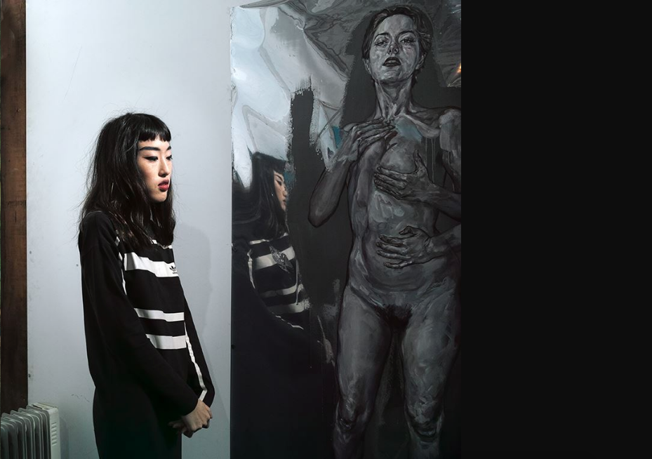 Backwoods Gallery artist Kim Kim Kim, Kim Hyunji