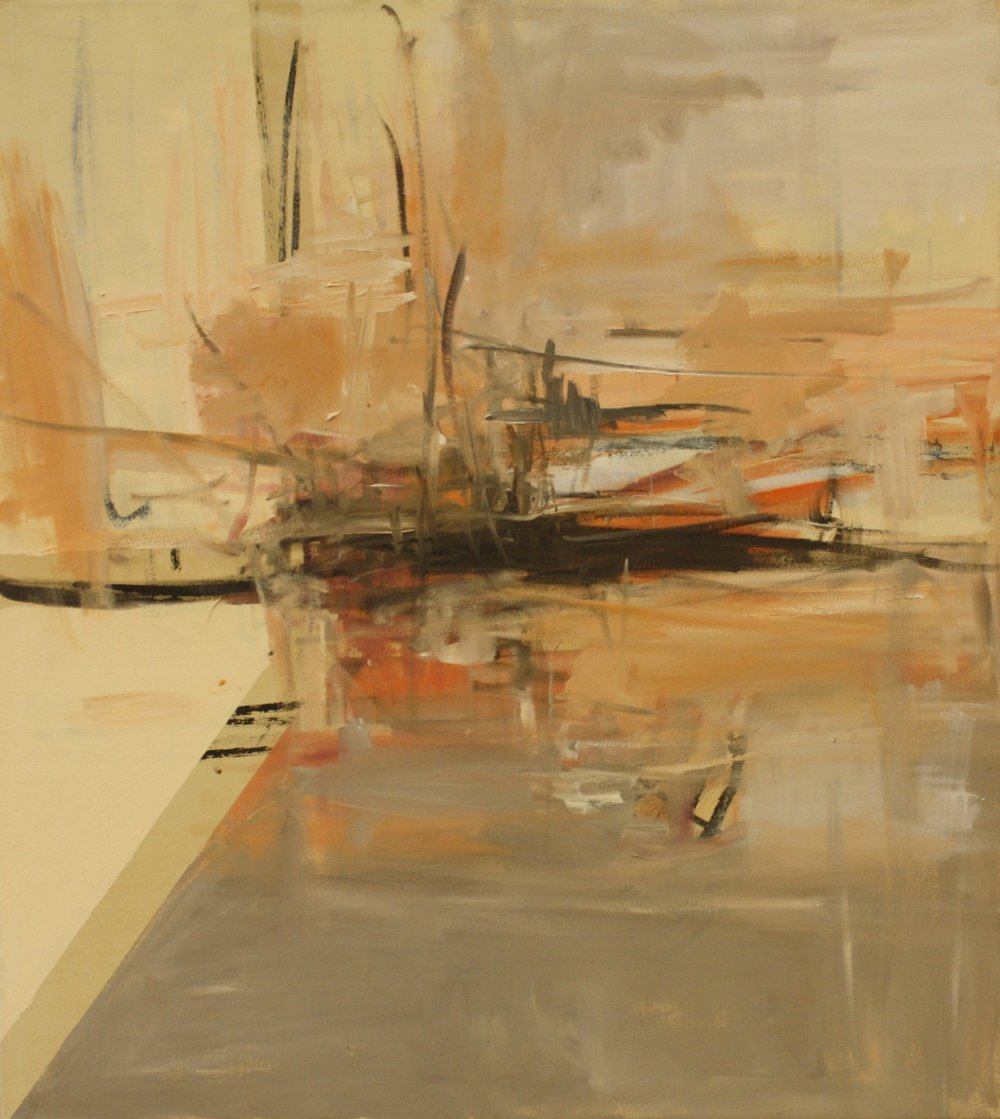 Painting_31_Short Horizon, oil on canvas, 36 x 40 in.JPG