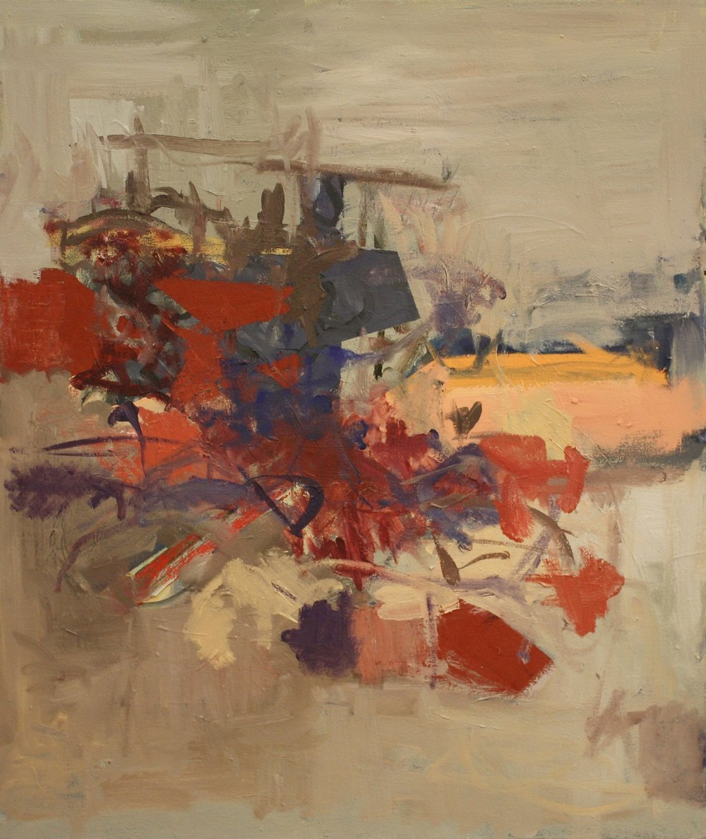 Painting_51_Unrefined Spaces, oil on canvas, 30 x 36 in.JPG