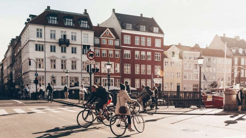 """It's not a human right to pollute the air for others."" – Frank Jensen (Mayor of Copenhagen)"