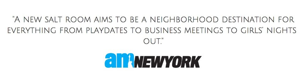 AM NEW YORK ARTICLE