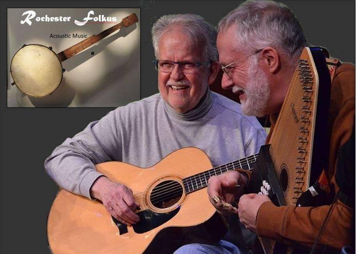 Bob White & David Russell