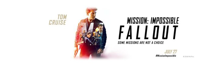 Mission Impossible Fallout Review No Spoilers