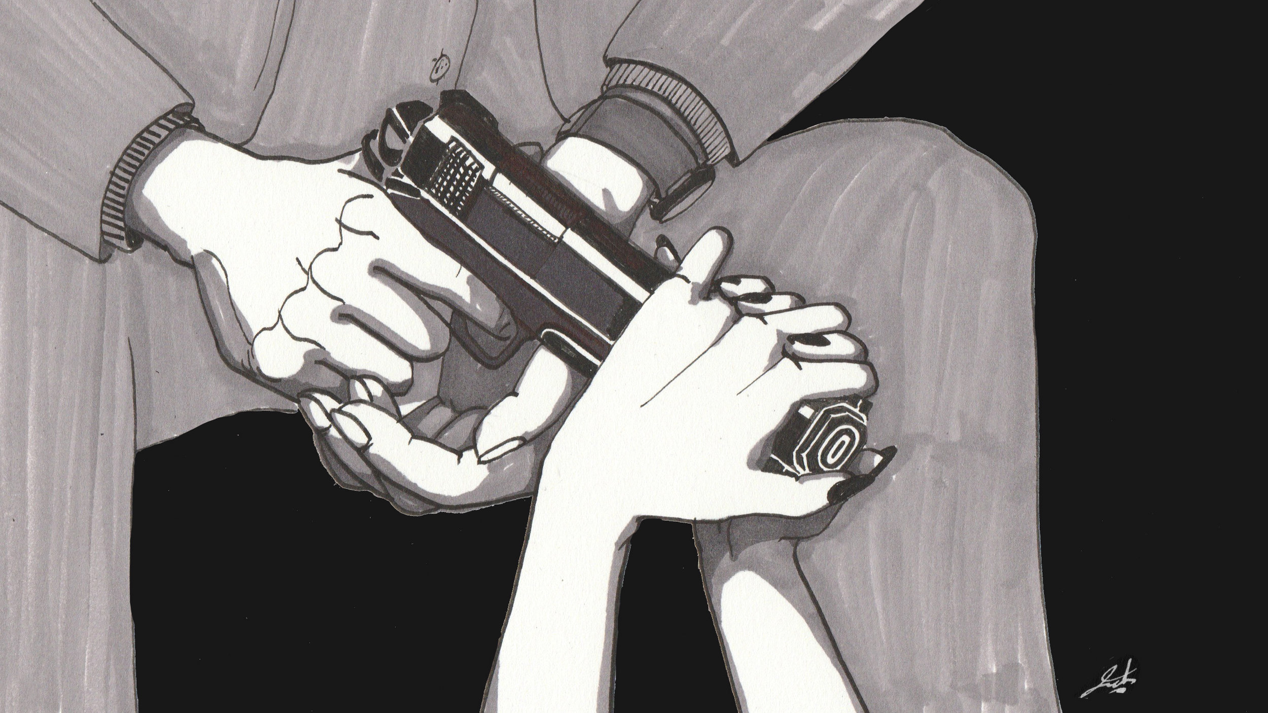 Buddy Cop A Love Story Wet Men Phallic Symbols And Fragile