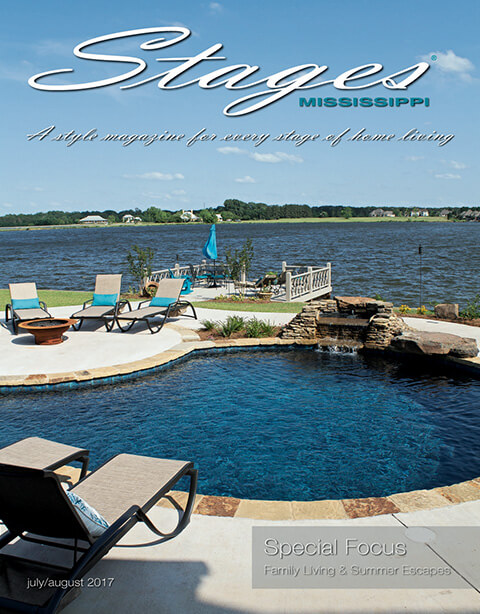 Stages Mississippi Magazine july/august 2017