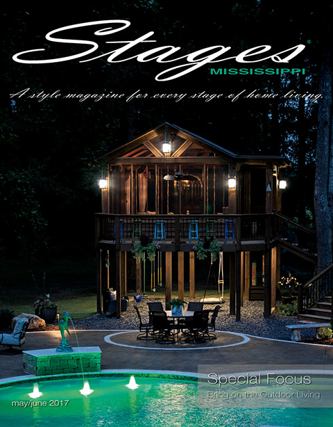 Stages Mississippi Magazine may/june 2017