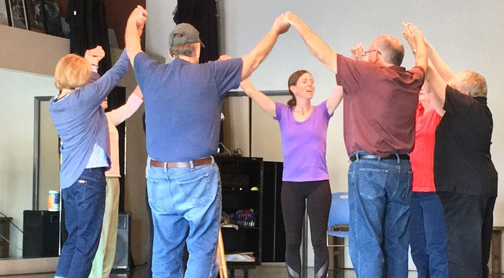Ormao Dance Co. - Dance for Parkinson's