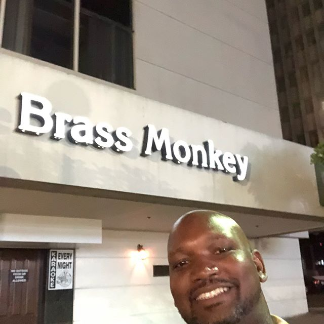 "Got in town for the #fiveheartbeats #documentary release the other night and ran into a party at the #brassmonkey in #losangeles Frankie (a young lady leaving to the east coast) was having her going away party and we had a blast!!🙌🏾🙌🏾 I sang all night and ended with ""Shout"" by The Isley Brothers and now my voice is done ☹️ but we all had a great time 😂😂😂💯❤️🙌🏾🙌🏾🙌🏾🙌🏾"