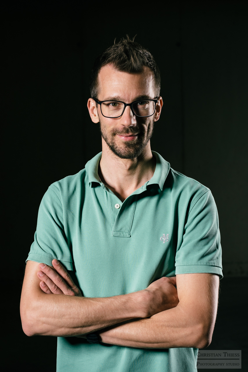 Porträt Christian Thiess
