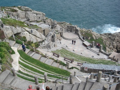 The Minak Theatre in Cornwall