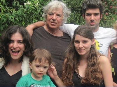 Miri, Yoel, Shimshon, Talya and Itamar