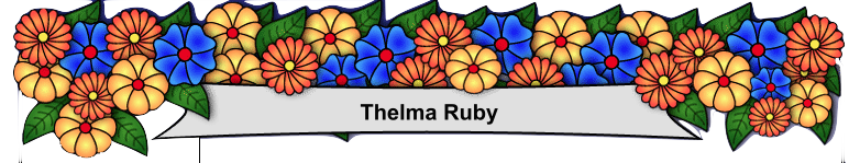 Thelma Ruby