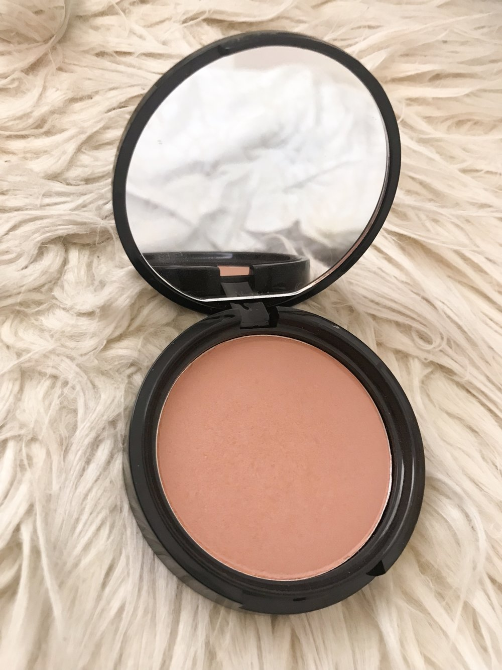 NYX Matte Bronzer $9 - This is definitely one of my favorite drugstore bronzers ever! It is perfect for my fair skin and blends out amazing! You can't beat this affordable bronzer. (shade light)