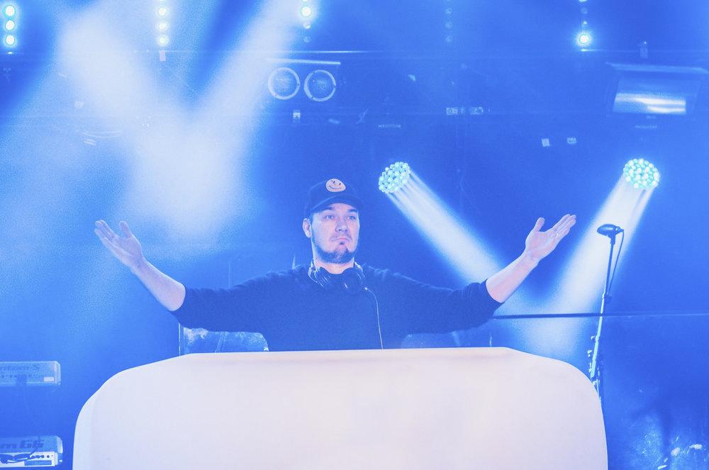 DJ Tony keikkakuva #01