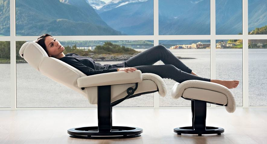 Stressless - Scandinavian designed recliners + sofas