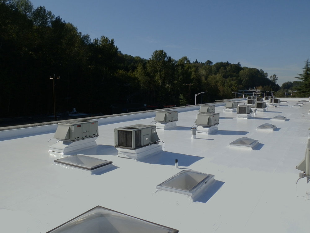 Peterson roofing engages in residential roofing projects but our capabilities also allow us to address many commercial projects.jpg