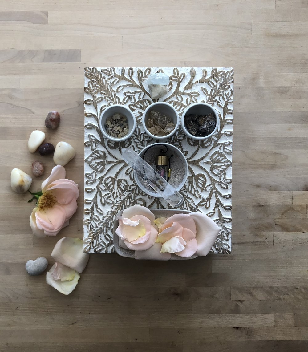 The Ritual - I have created The Ritual, a powerful whole body treatment, to help release and support a shift in cellular memory.