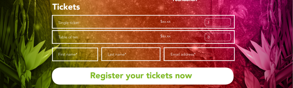 Ticketing interface - Stage 2: Release of tickets