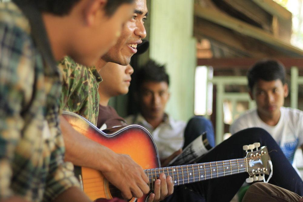 Rhythm & Peace  -