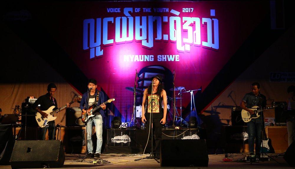 Nyaung Shwe -