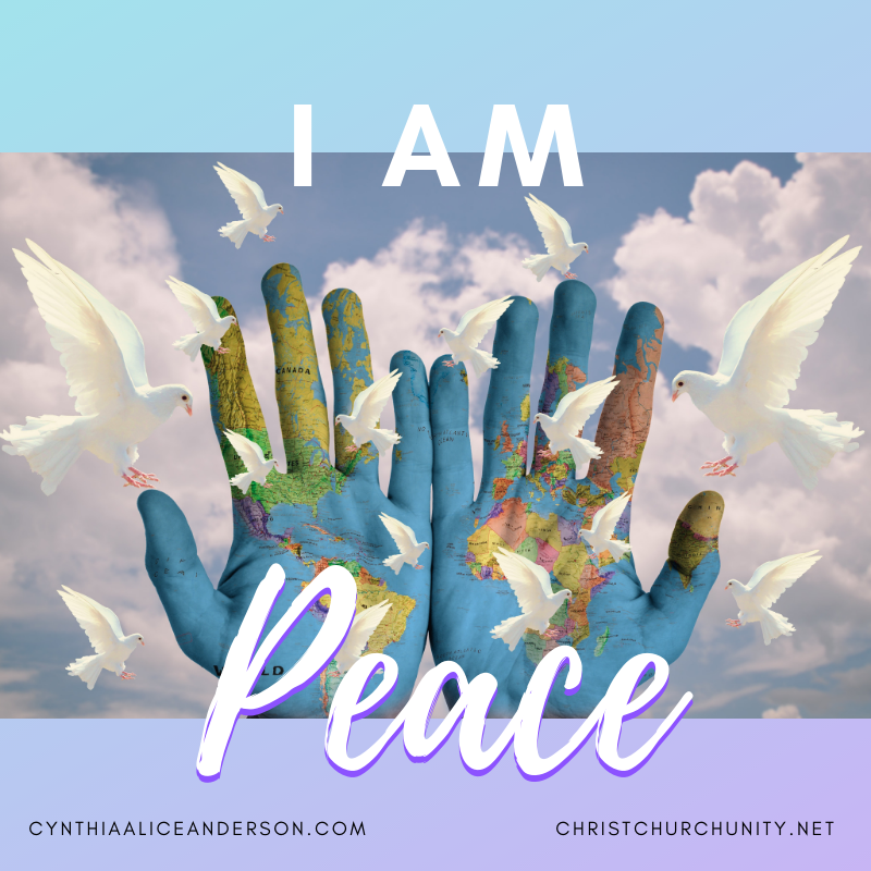 Daily Affirmation - I Am Peace — Experience of the Soul