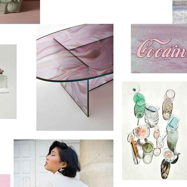 Dirty pastels ☁️ #capsulecollection #fashiondesignstudent #creativeresearch