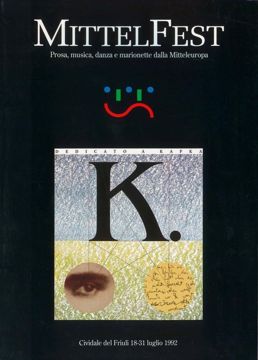 1992 Dedicato a Kafka