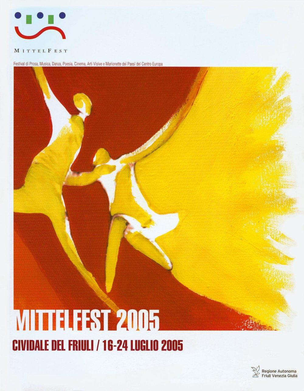 2005 Un festival per l'Europa