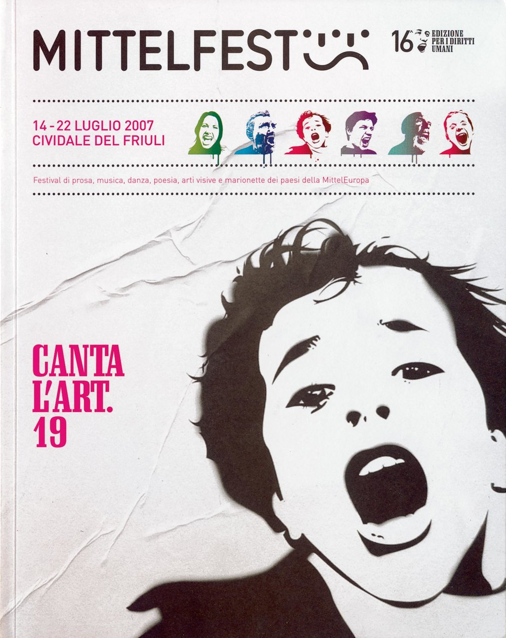 2007 Per i diritti umani