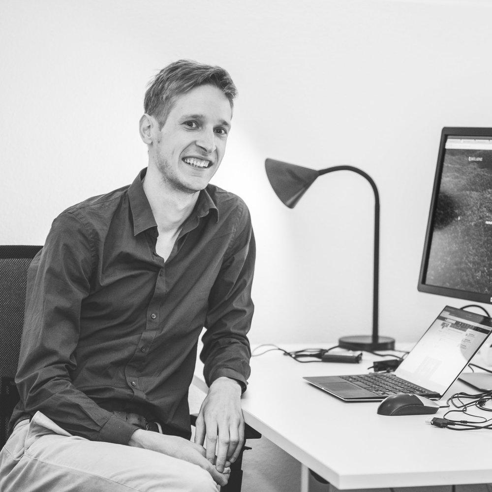Ernst Kuilder MSc - Head of Products