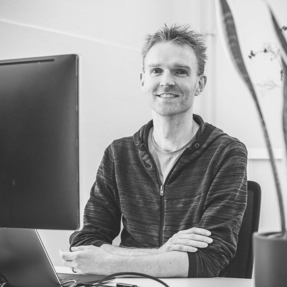 Berto Booijink MSc - Software engineer