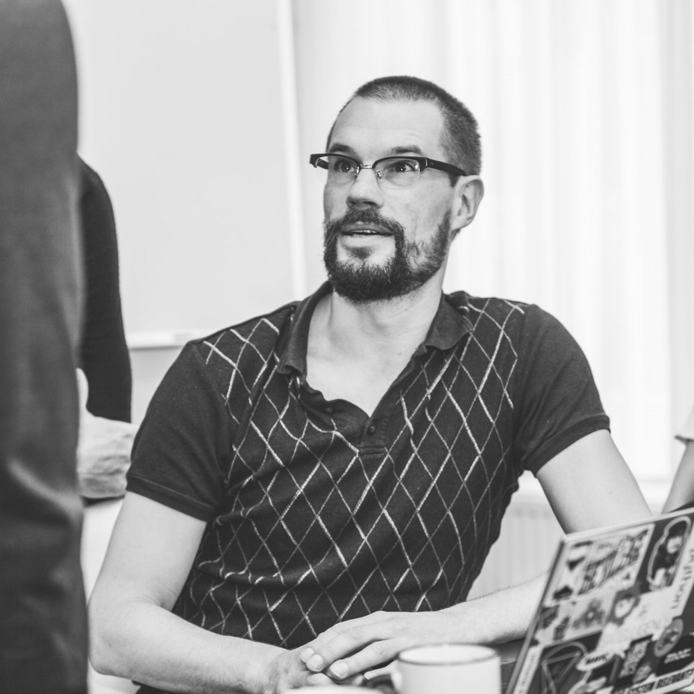Arjen Vrielink MSc - CTO | Process and Direction