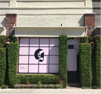 Glossier Los Angeles