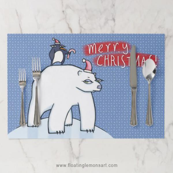 08-Polar-Bear-Christmas-blue-Large-Tearaway-Placemat.jpg