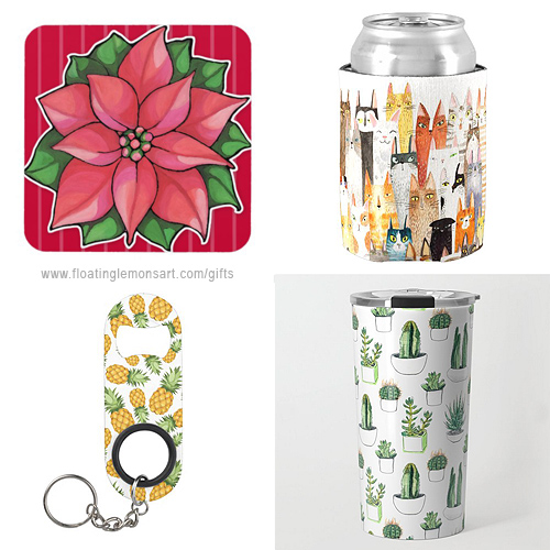 6 December 2018   Christmas Cheers: Curated Drinkware Gifts