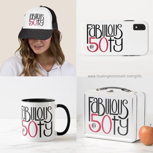 8 December 2018   Fabulous at 50 Birthday Gift Ideas