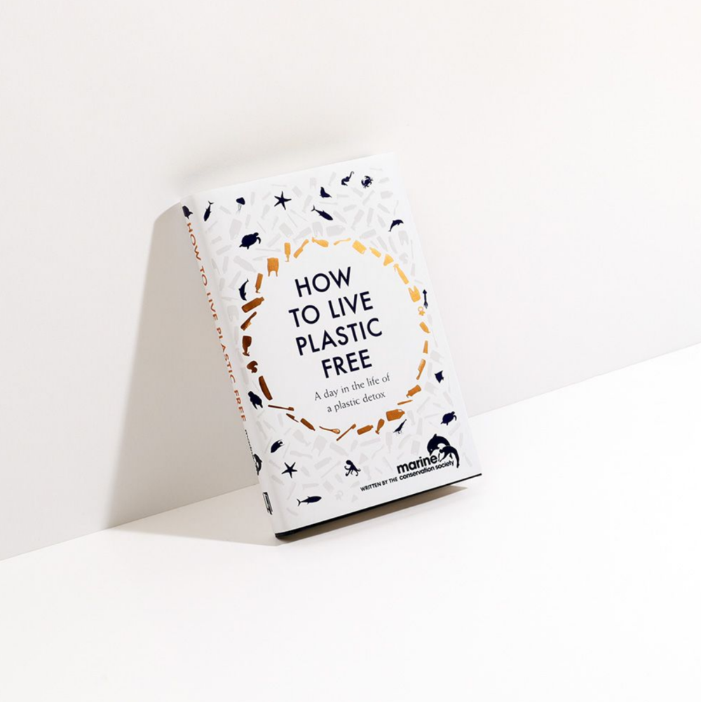 How To Live Plastic Free by the Marine Conservation Society
