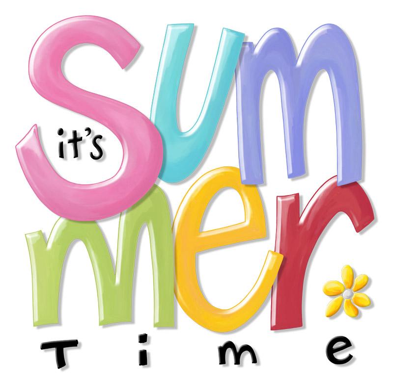 Summertime by  Floating Lemons Art