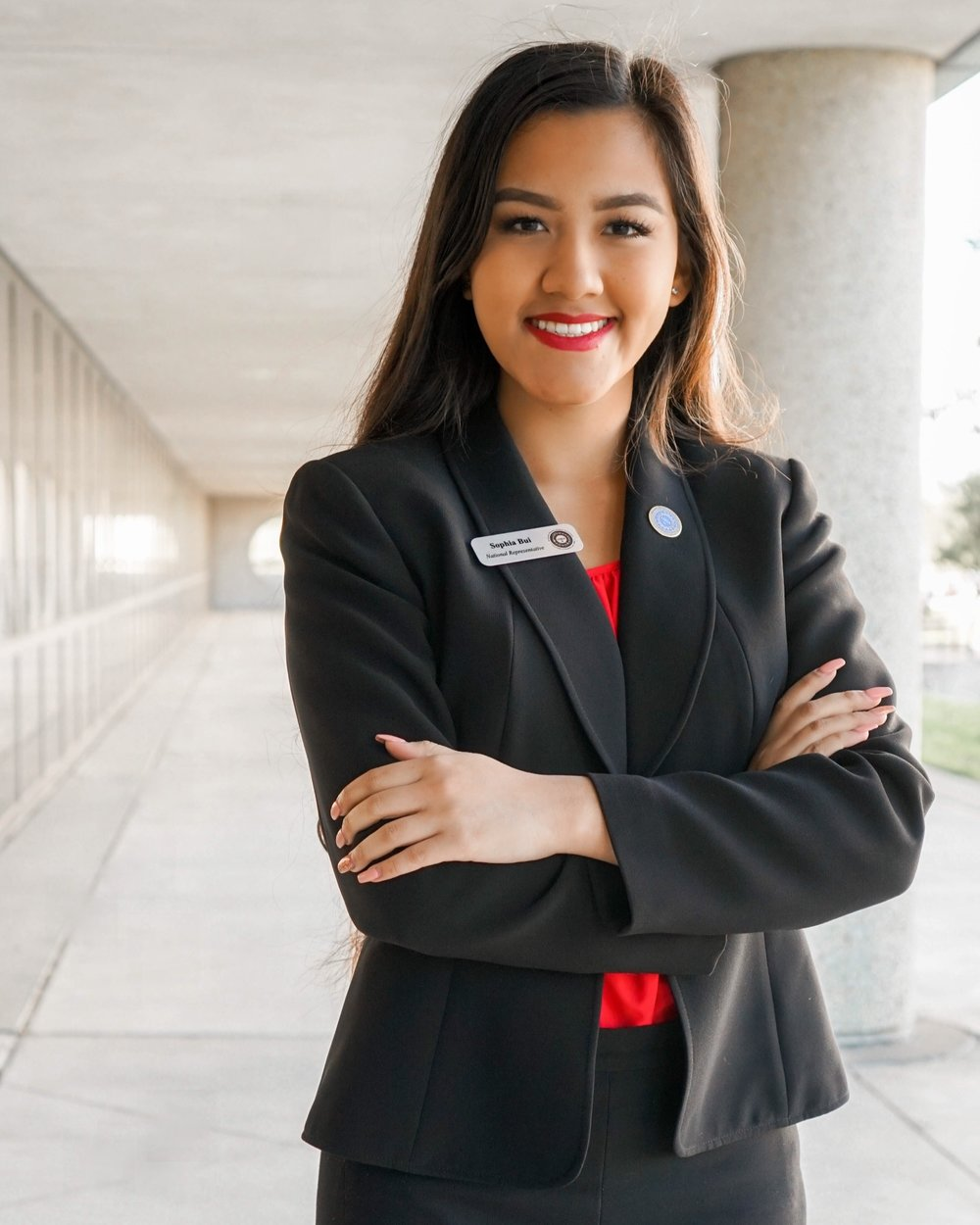 Sophia Bui- Connect with me on LinkedIn!