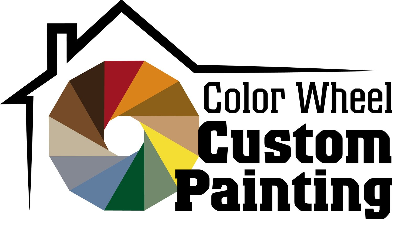 Color Wheel Custom Painting