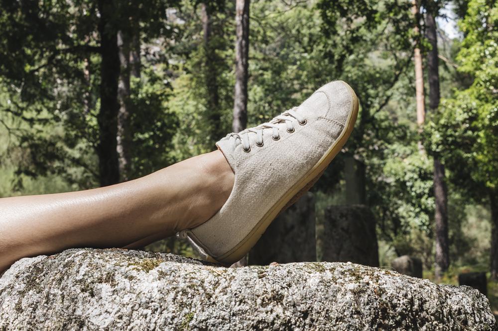 MUKISHOES machen einen Ausflug in den Wald - Wir wollen dass das auch in der Zukunft möglich ist.