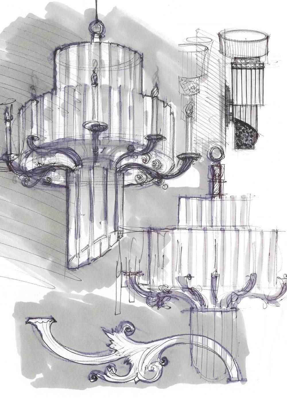 Narciso sketch