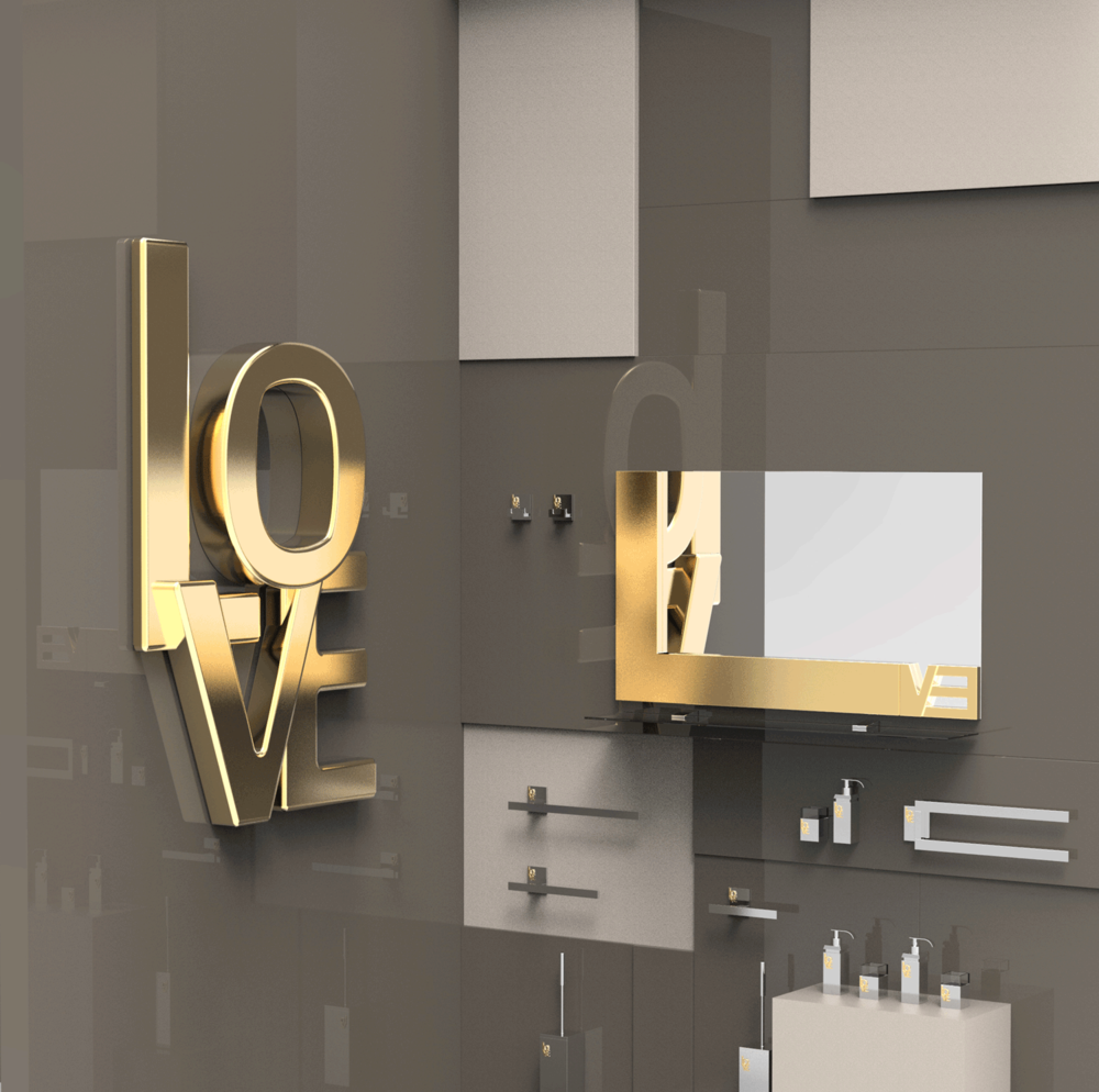 LOVE AT CERSAIE, 2016