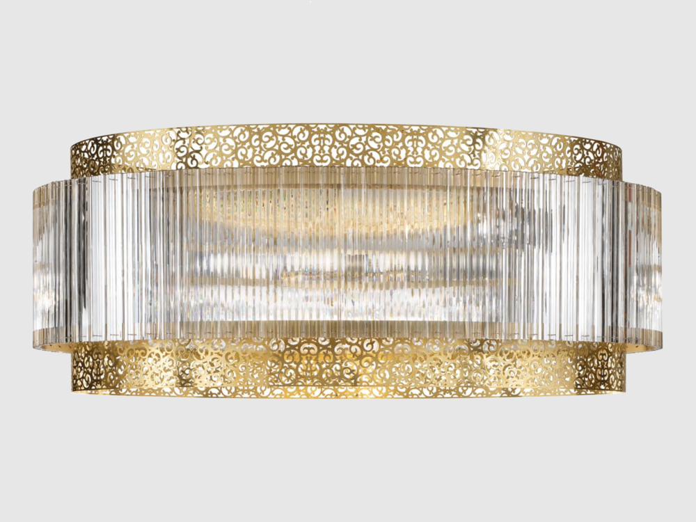 NARCISO CHANDELIER - baldi home jewels, 2010